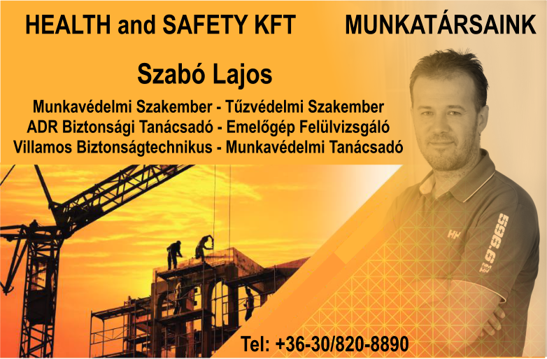 Health and Safety Kft